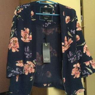 cotton on kimono bomber jacket