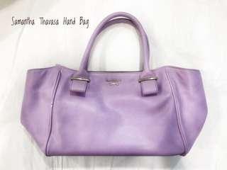 Samantha Thavasa Hand Bag (Authentic)