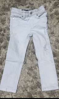Cotton on kids jeans size 2y