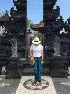Round Bali Bag 20cm