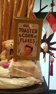 Collection ~ Cornflakes Metal box