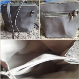 AUTHENTIC VERA PELLE made in Italy crossbody bag