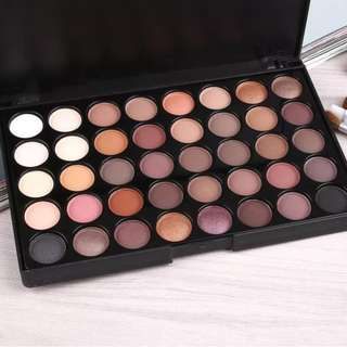 Cream Eye Shadow Palette