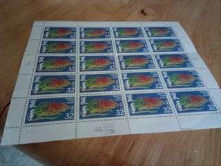 美國生肖郵票-鼠