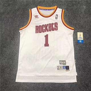 NBA 波衫 Jersey mcgrady youth size L XL SIZE Houston