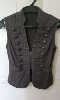 Just G Army Vest