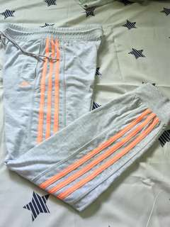 Authentic ADIDAS CLIMALITE JOGGER PANTS