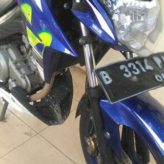 Yamaha vixion movistar tahun 2015