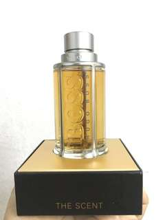 Free Postage-Hugo Boss The Scent EDT