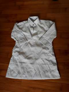 Brand New Boy's White Kurta Jubah