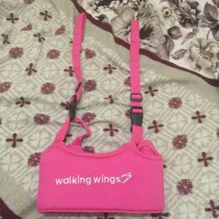 Walking wings  Rustans Price 1500 My price 250 with minor flaw