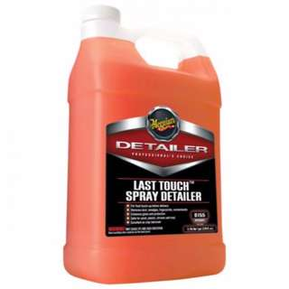 🤩[Stock Last] Meguiars D155 Detailer Last Touch Spray Detailer 1 Gallon
