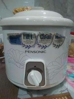 Pensonic slow cooker 3L (PSC- 301)