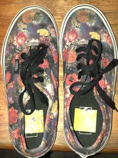vans shoes for girls 7years old