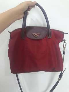 Prada bag (negotiable)