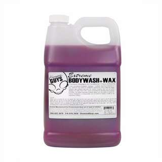 🤩[Stock Last] Chemical Guys CWS_107 Extreme Body Wash and Synthetic Wax Car Wash Shampoo 1 Gallon