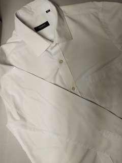 Wharton White Long Sleeve