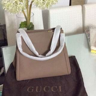 Gucci Cow Leather Bag