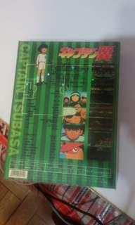 足球小將DVD(From最初 to 巴塞)