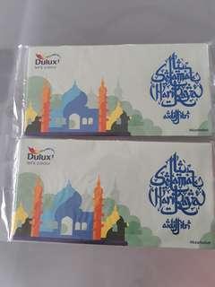 Dulux Raya Packets/ Sampul Raya