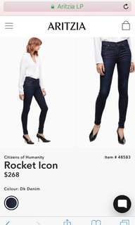 Citizens of Humanity Rocket Icon Jeans from Aritzia