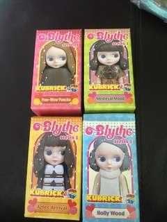 KUBRICK x Blythe Series 1
