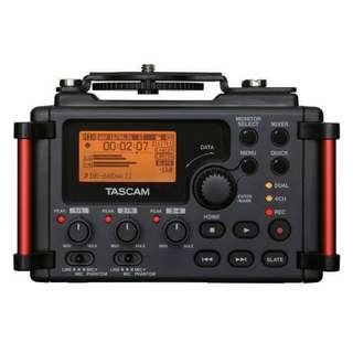 Tascam DR-60DmkII for Filmmakers