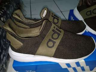 "Adidas Cloudfoam Lite Racer "" Brown Cargo "" size 391/3 & 451/3"