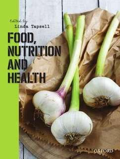 Food nutrition and health textbook