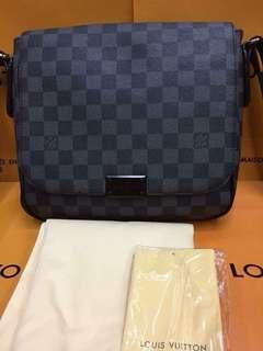 Messenger/travel bags