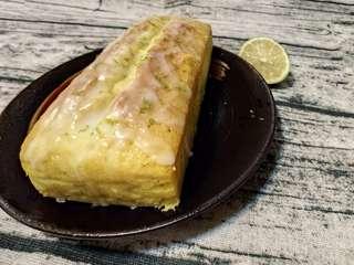 純手工檸檬磅蛋糕