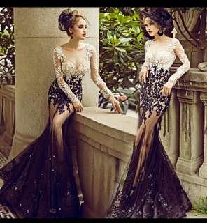 🚚 PO Evening Gown #ESG