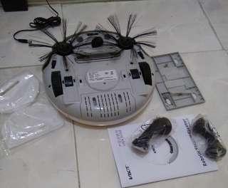 vbot 衛博士T272吸塵機器人機械人Robot Vacuum Cleaner