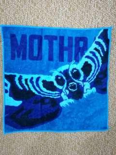 Mothra  Godzilla Banpresto hand towel