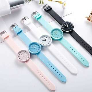 RAQIYA ANALOG WATCH