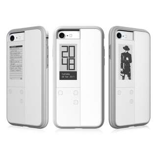 InkCase Ivy for iPhone 8/7 (white)