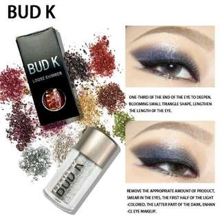 Bud K Loose Shimmer Eye Shadow