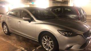 Mazda 6 Rental for short/long term