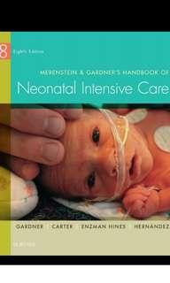 MERENSTEIN & GARDNER'S HANDBOOK OF Neonatal Intensive Care Eighth Edition