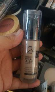 catrice made to stay makeup 24hr  Foundation