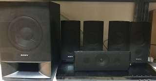 TGN - Speaker Set