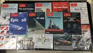 The Economist bundle sales