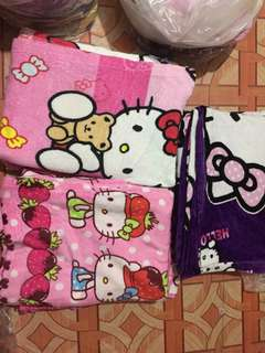 Hello kitty blankets