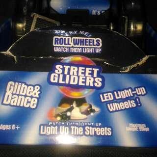 Street Glider LED light up