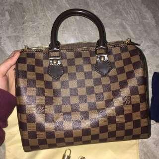 Louis Vuitton Speedy Bandouliere 25