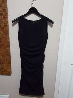 BCBGMAXAZRIA little black dress