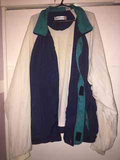 Authentic Vintage Windbreaker Jacket