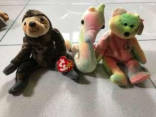 Stuff toys