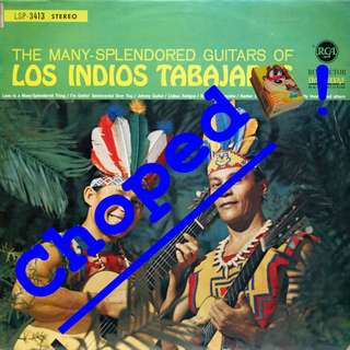 los indios Vinyl LP used, 12-inch, may or may not have fine scratches, but playable. NO REFUND. Collect Bedok or The ADELPHI.