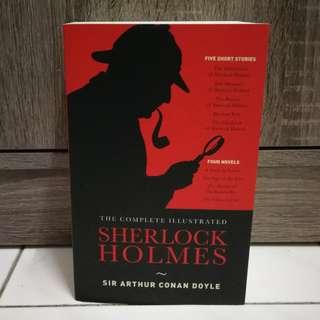 The Complete Illustrated Sherlock Holmes: Sir. Arthur Conan Doyle